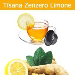 Zenzero e Limone Tisana -...