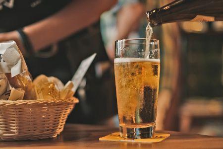 birra e caffe insieme