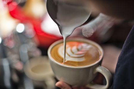 latte art tutorial italiano