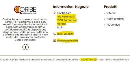 caffe online