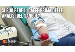 Si può bere il caffè prima delle analisi del sangue?