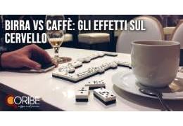 Birra vs caffè: gli effetti sul cervello