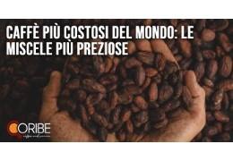Caffè più costosi del mondo: le miscele più preziose