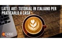 Latte Art: tutorial in italiano per praticarlo a casa