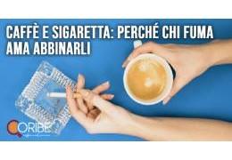 Caffè e sigaretta: ecco perché chi fuma ama abbinarli
